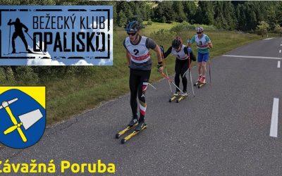 Slovenský pohár v behu na kolieskových lyžiach